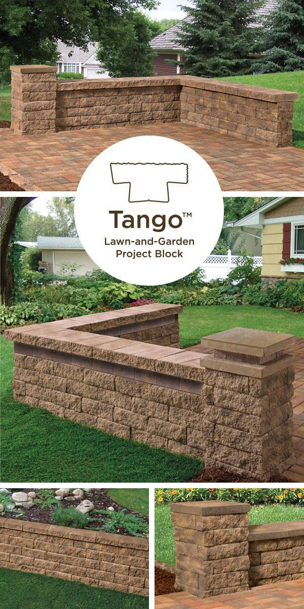 16 best tango one block does it all images on pinterest tango designed for do it yourself projects this lawn and garden project block can solutioingenieria Gallery