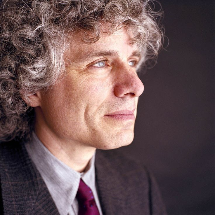 Steven Pinker (b1954- ) a Harvard professor, is one of the best known popular science writers in the world, and his books on psychology have sold millions of copies. His theories on the way we perceive the world, and the way we use language.