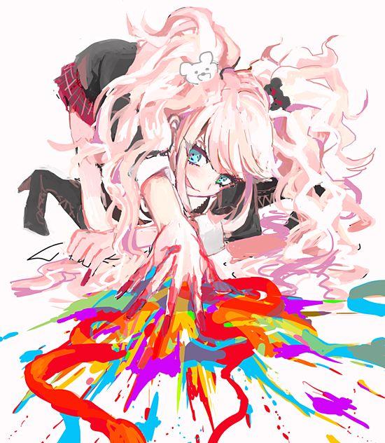 Danganronpa Anime Characters : Best danganronpa images on pinterest super