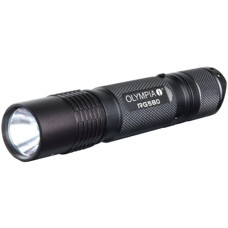 Olympia Rg Series Highperformance Led Flashlight (rg580