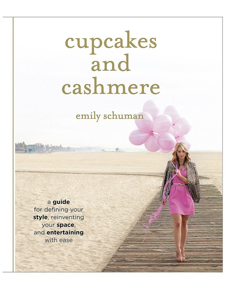 Cupcakes and Cashmere Book - Hattan Home - 1