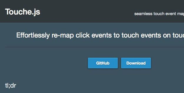 Best jQuery Libraries for Handling Touch Events