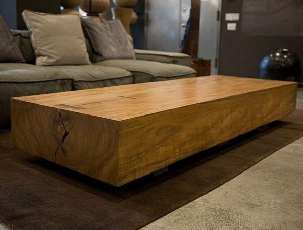 Latest Couchtisch Massivholz Modelle Von Aus Holz With Design Couchtisch  Holz.