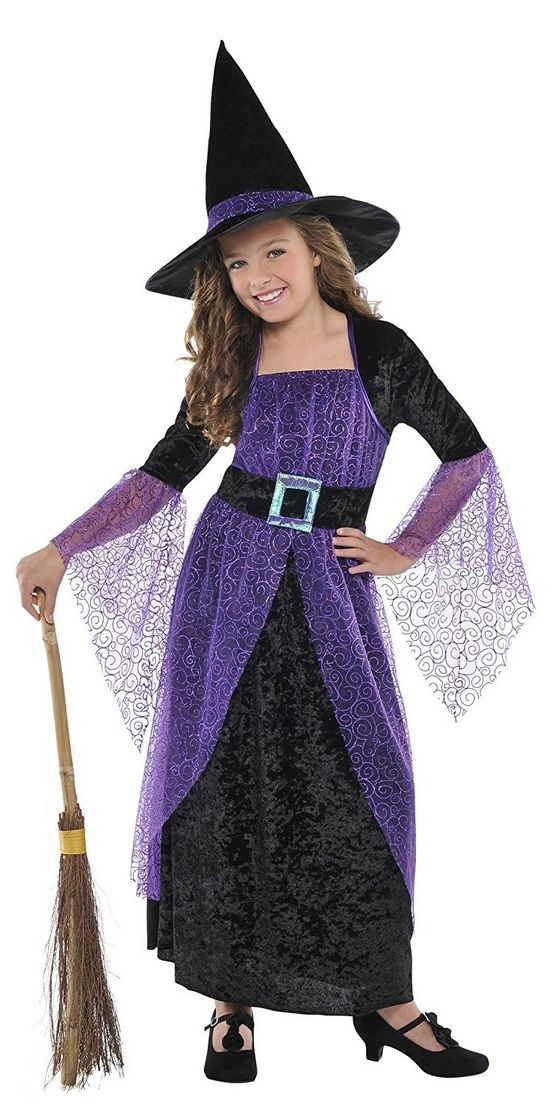 halloween costume for kids | Pretty Potion Witch Costume for girls (ad)