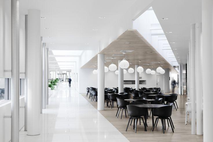 Statoil Visa - Interior architecture project by IARK