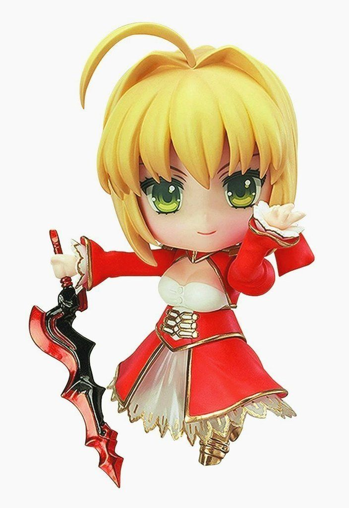 Nendoroid 358 Saber Extra Fate//EXTRA Good Smile Company FROM JAPAN