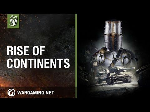 World of Tanks Blitz to Host Rise of Continents Tournament - https://www.warhistoryonline.com/war-articles/world-of-tanks-blitz-to-host-rise-of-continents-tournament.html
