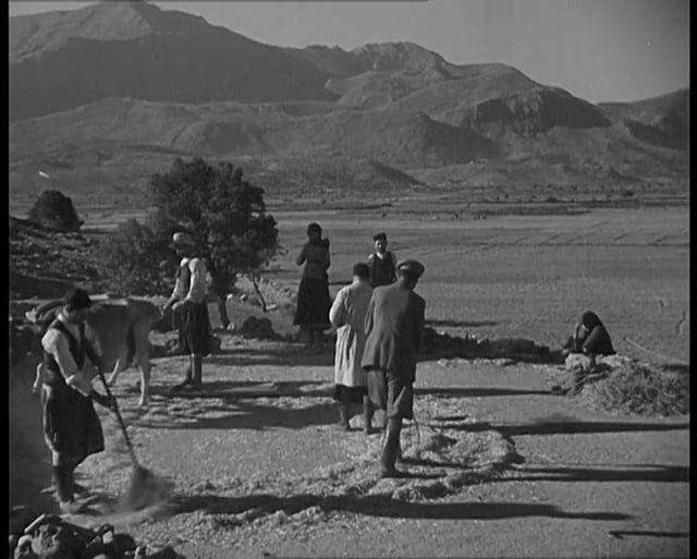 Voyage en Crète en 1935, réalisation René Zuber et Roger Leenhardt FRL010