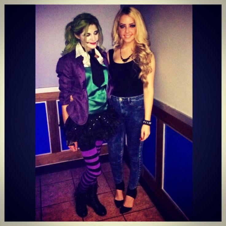 female joker costume - Joker Halloween Costume For Females