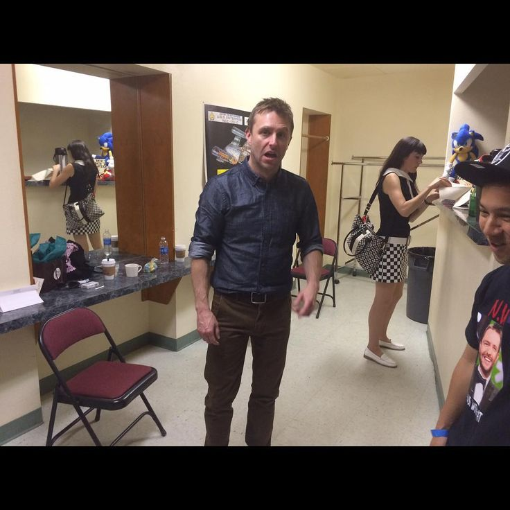 8/14/15 #Funcomfortable tour! From @mikee4reel @nerdist looking perplexed as to which place in #sactown is open after 8pm #NWA #NerdistWithAttitude #StraightOuttaSactown