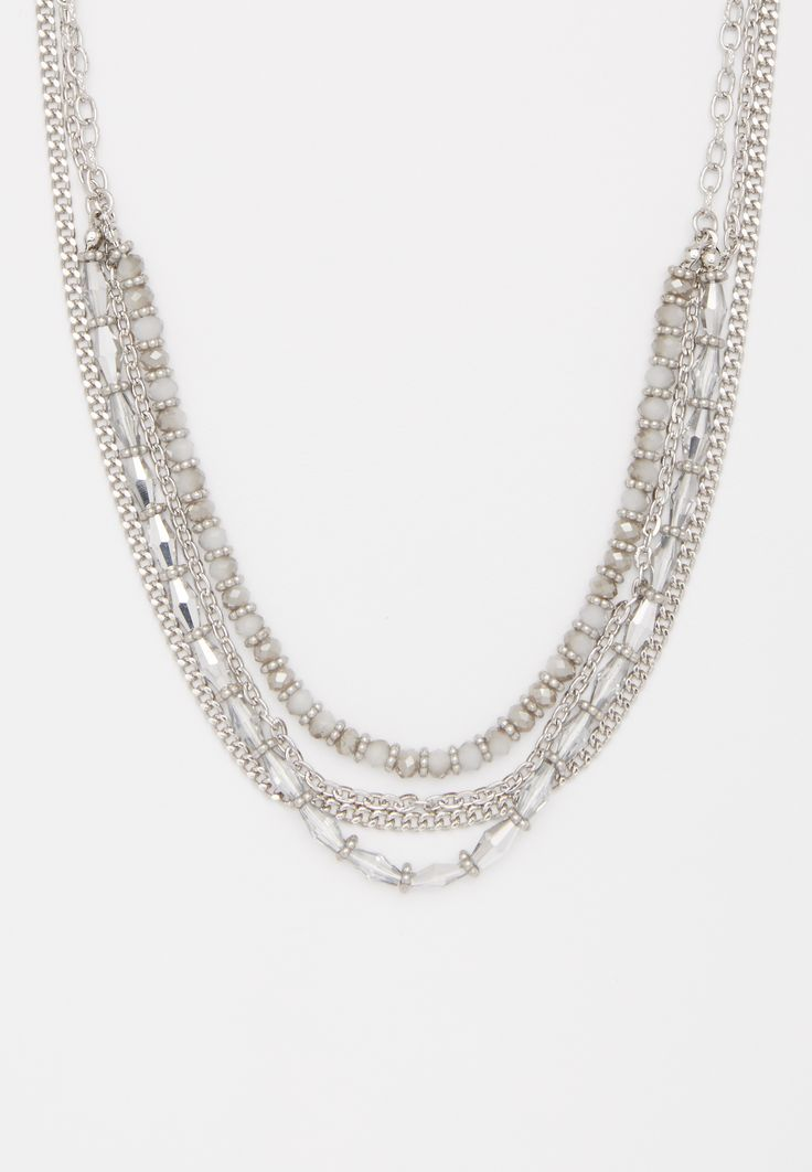Maurices Metal Cut Out Drape Necklace fSVFsPhHQn
