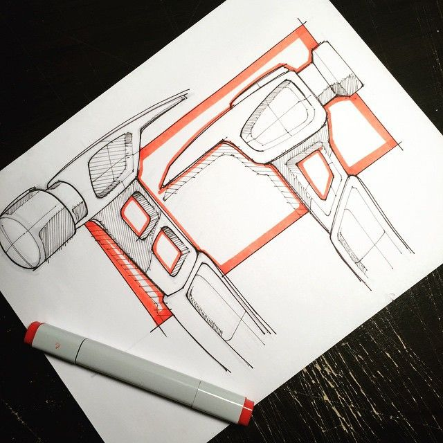 Sketches / Doodles / Scribbles on Behance