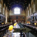 Overnights at Christ Church College, University of Oxford - Alice and Harry Potter