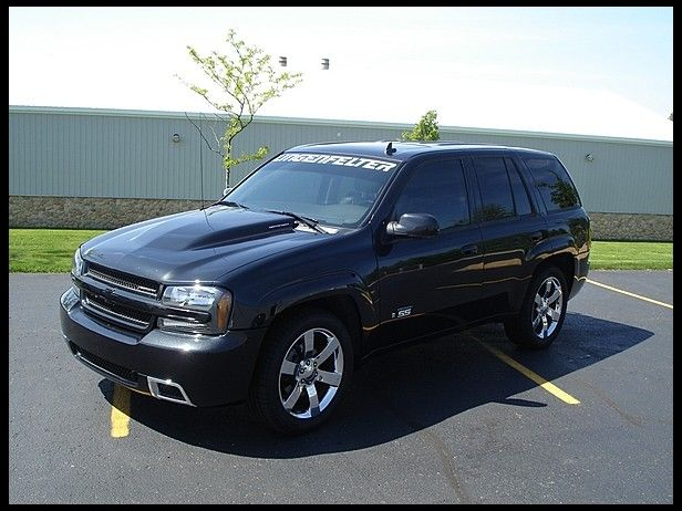 2008 Chevrolet Trailblazer SS | Mecum Auctions 600hp