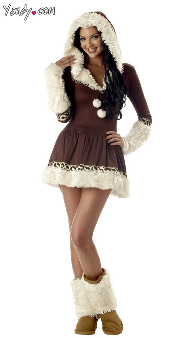 california costumes womens eskimo kisses costume clothing impulse - Best Halloween Costume Ideas For Women