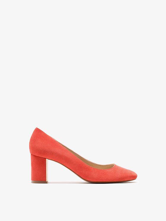 Sapatos de mulher   Primavera-verão 2017   Massimo Dutti