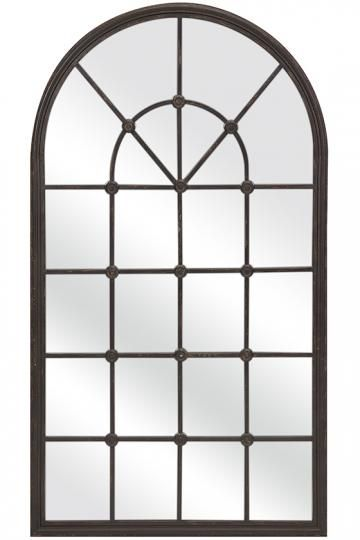 Powell Wall Mirror - Window Mirror - Arched Mirror - Tall Mirror | HomeDecorators.com