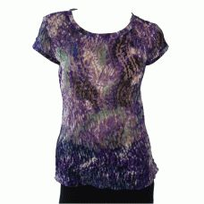 Flounce SS Top Made by Jumping Ships Ltd in #Herefordshire - £24.50