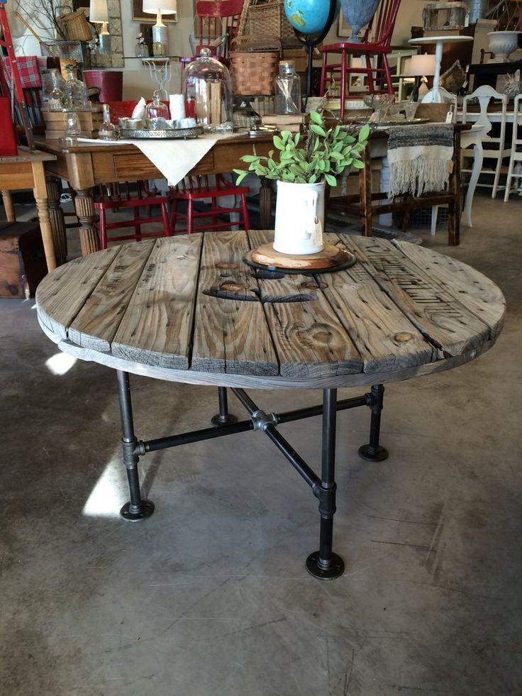 Best 25+ Cable spool tables ideas on Pinterest | Wire ...