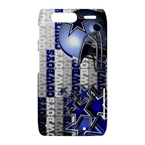 Dallas Cowboys Helmet Motorola Droid Razr XT912 Case