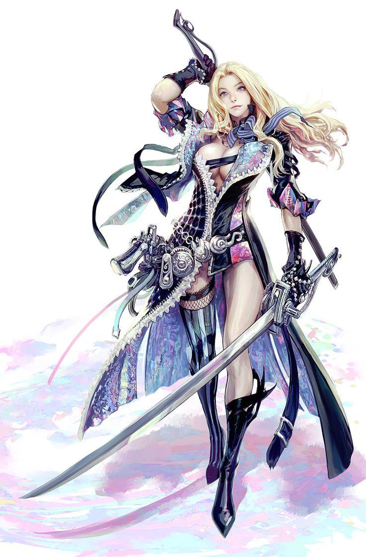 280 best images about fantasy women warriors on pinterest - Anime female warrior ...