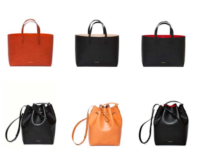 Mansur Gavriel: The Story of an Overnight Sensation. Mansur Gavriel's first-ever collection just hit stores at the beginning of June and the duffles and most of the totes are already sold out. Which means it's sort of an overnight sensation.