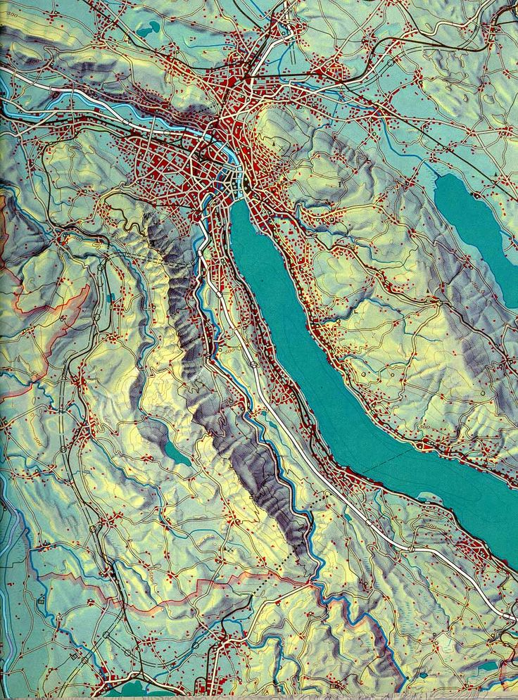 66 best Eduard Imhof images on Pinterest Cartography Maps and Map art