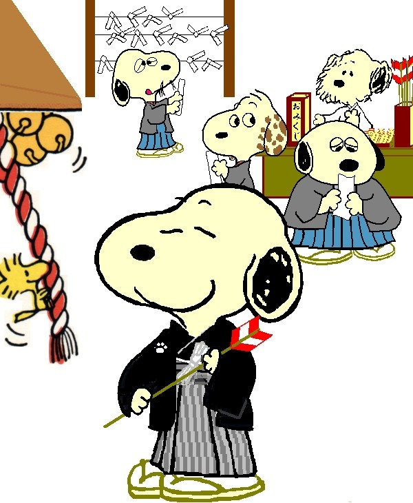 Snoopy Anime in Japan