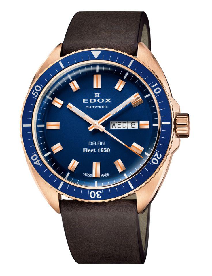 Delfin Fleet 1650 Limited Edition | Edox