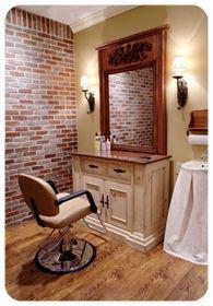 25 Best Home Hair Salons Ideas On Pinterest