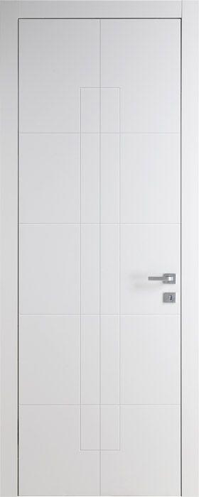 Модель TR01 Bianco | Межкомнатные двери со склада | Коллекция Trend | Продажа межкомнатных дверей шпон | Итальянские современные двери Union