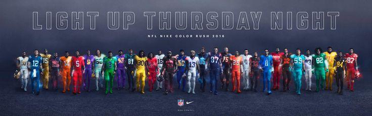 Nike News - Nike and NFL Light Up Thursday Night Football