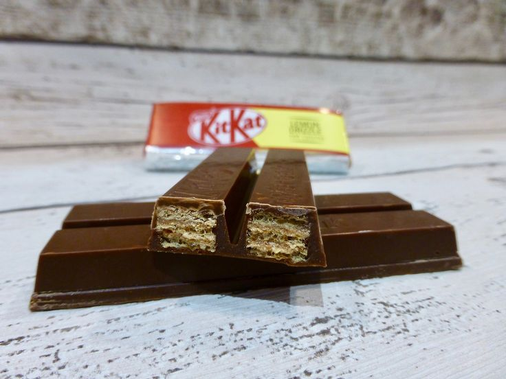 NEW: Can a KitKat really taste like Lemon Drizzle? Find out on the blog. #mybreak
