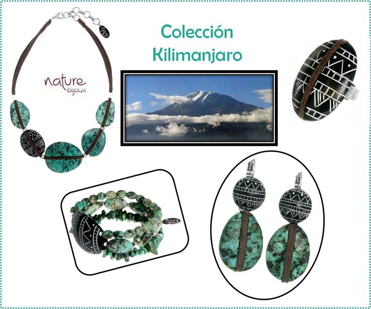 Look total Nature Bijoux Colección Kilimandjaro: http://www.tutunca.es/brazalete-kilimandjaro-pieza-madera-nature-bijoux http://www.tutunca.es/pendientes-kilimandjaro-nature-bijoux-madera-tallada-1 http://www.tutunca.es/collar-corto-kilimadjaro-nature-bijoux-turquesas http://www.tutunca.es/anillo-etnico-madera-tallada-nature-bijoux-kilimandjaro