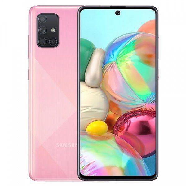 Samsung Galaxy A51 2020 Model 128gb 6gb Ram Pink New Samsung Galaxy Samsung Galaxy Galaxy