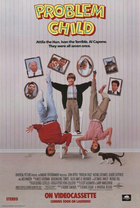 PROBLEM CHILD (1990)
