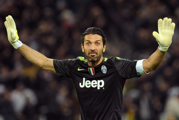 Gianluigi Buffon calls for punishment on racist chants