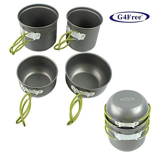 1000 images about camping cooking utensils perfect for Perfect kitchen cookware