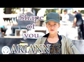 Ed Sheran - Shape of you - Mashup  - Ariann Music - Directo- Cadena Ser - YouTube