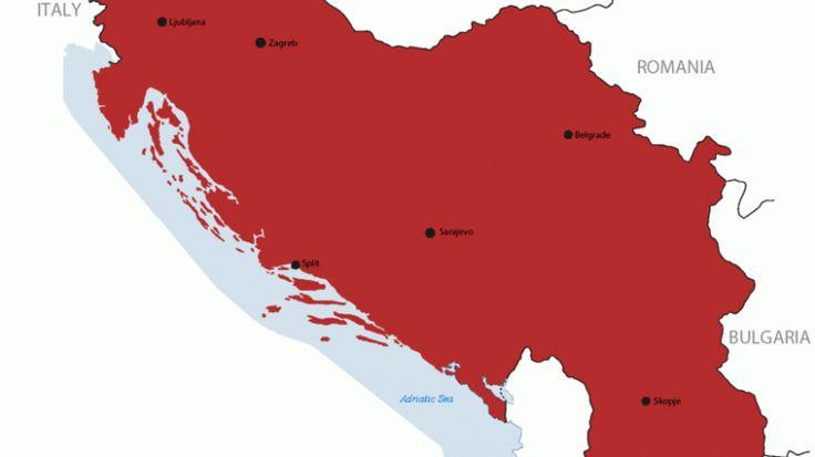 Slovenia e Croazia nel dissolvimento della Jugoslavia