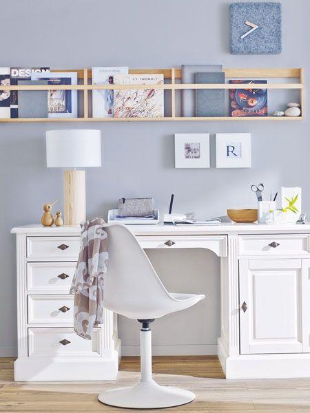 56 besten home of fice bilder auf pinterest. Black Bedroom Furniture Sets. Home Design Ideas