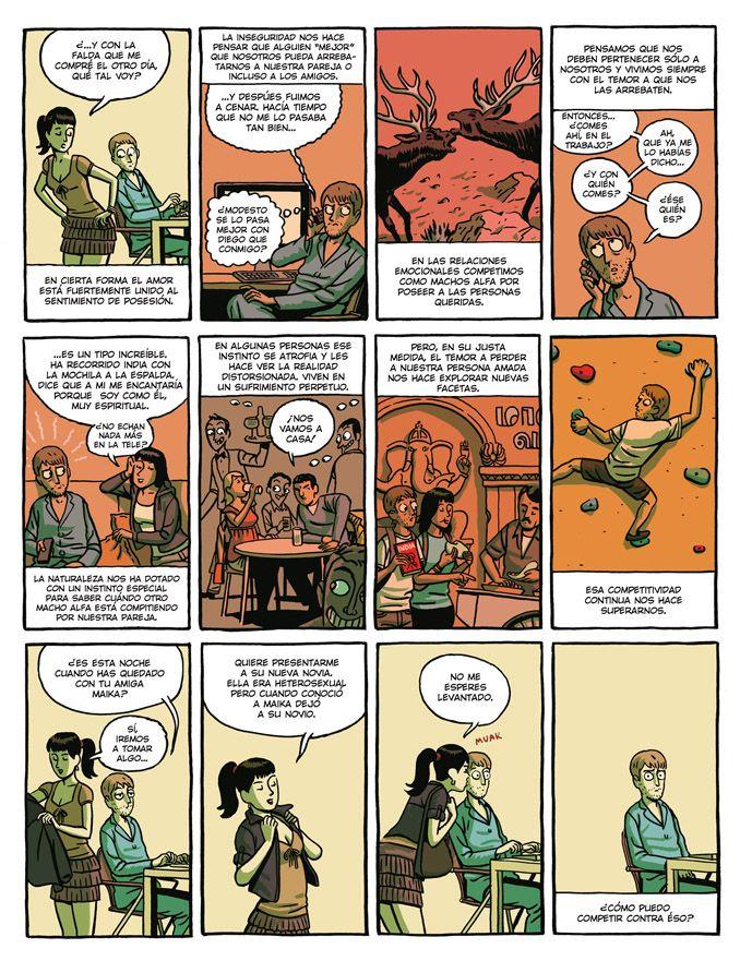 Memorias de un hombre en pijama | Paco Roca, cómics e ilustración