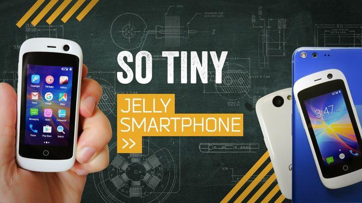 Jelly 2,5 mini mobiltelefon Android