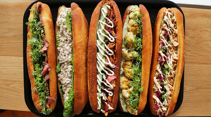 A brand new sandwich shop in Eden Terrace is delivering on delicious New York style Hero sandwiches.