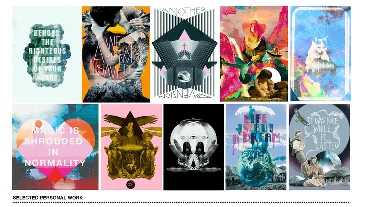 Prints by Chrissie Abbott.