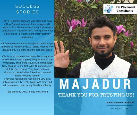 Clients Success! Roofer Majadur.  #repost