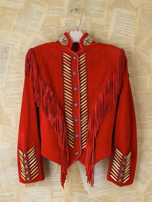 Native Americans Pontiac, Red Jacket Paper