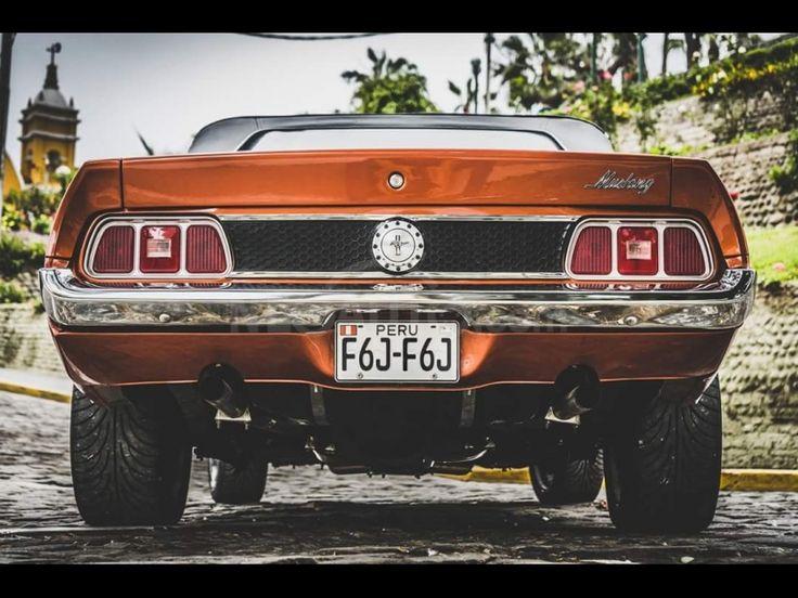 Ford Mustang 1973   Autos Usados   NeoAuto