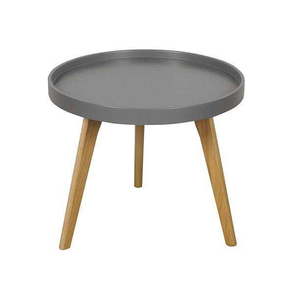 La Mesa Meet 50 pertenece a la linea Escandinava de diseño y está realizada en MDF  laqueada de color y patas en madera natural lustrada.  Es ideal para usar como  mesa de centro en el living, mesa de arrime  o combinarla con la Mesa Meet 90 ya que combinan a la perfección por su distinta altura y diámetro.  Viene en varios colores!