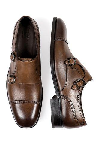 Zapatos hombre otono invierno 2012 2013 Ermenegildo Zegna: perfectos para la próxima boda que tengo :D